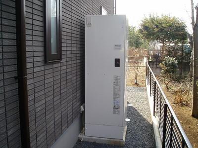 大田原市K様邸電気温水器の画像1